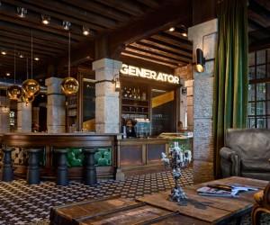 Generator Hostel Venice by The Design Agency