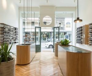 Genesin Studios new Aesop Rundle Street store