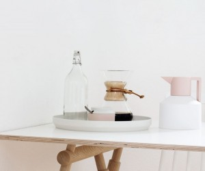 Geo Jug by Normann Copenhagen