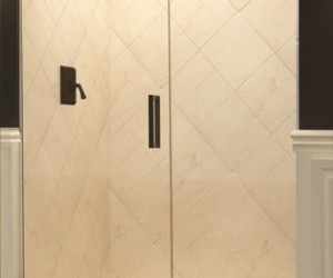 Geometric Friendly Shower
