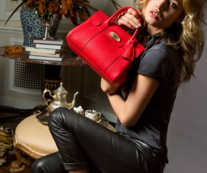 Georgia May Jagger Is The New Face For Mulberry