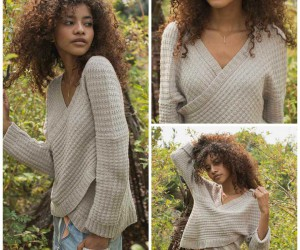 Getting Ready for Warmer Weather: 15 Light Sweater Knitting Patterns for Spring