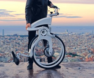 Gi FlyBike, Worlds First Full Size Foldable Electric Smart Bike