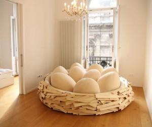 Giant Birds Nest Sofa | OGE