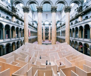 Giant Maze by BIG Architects opens