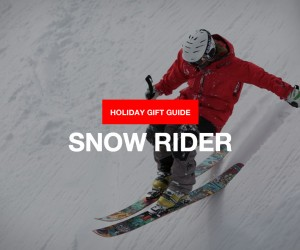 Gift Guide 2016 | Snow Rider