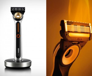 Gillette Heated Razor