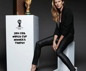 Gisele Bundchen To Present World Cup Trophy