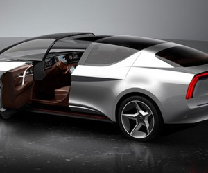 Giugiaros GFG Style Unveils Sibylla EV Concept