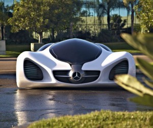 Gizmag | Mercedes-Benz Biome