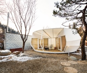 Glamping for Glampers by ArchiWorkshop
