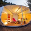 Glamping Tents in South Korea