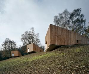 Glencomeragh House Poustinia by Bates Maher