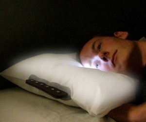 Glo Pillow: Wake Up Slowly And Gently