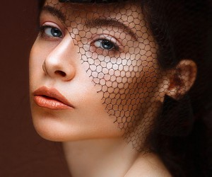Glorious Beauty and Editorial Portrait Photography by Omid Khodabandeh