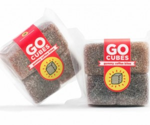 GO CUBES Chewable Coffee Bites