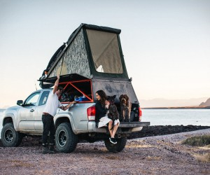 Go-Fast Camper