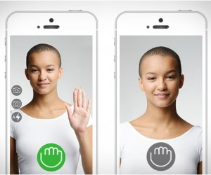 GoCam App | Take Selfies Without Touching Your Phone