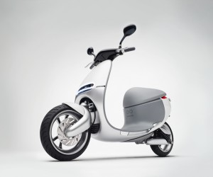 Gogoro introduces worlds first Electric SmartScooter