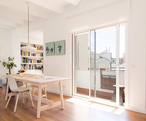GokoStudio Refurbishes A 50 SQM Studio Apartment in Barcelona