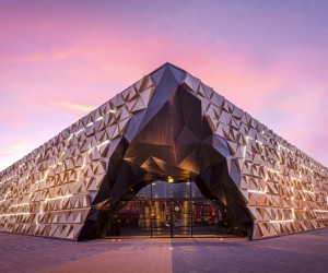 Gold Souk by Liong Lie Architects at Beverwijk Bazaar