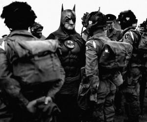 Good and Bad Superheroes by Agan Harahap
