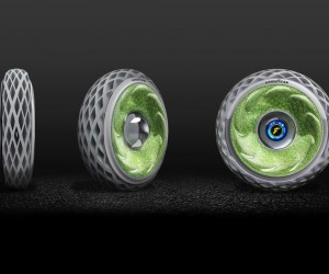 Goodyears Oxygene Tire Concept