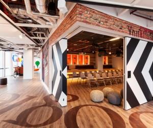Google Office in Amsterdam by DDOCK