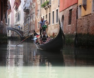 Google Street View conquers Venice
