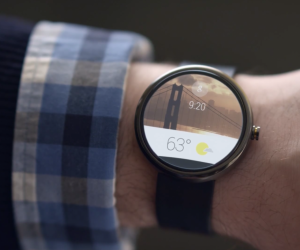 Google Unveils Android Wear