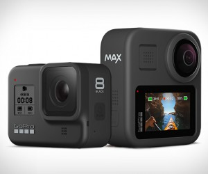 GoPro Hero8  GoPro Max