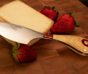 Gorgeous Cheese Knives from Kalmus Culinary Knives