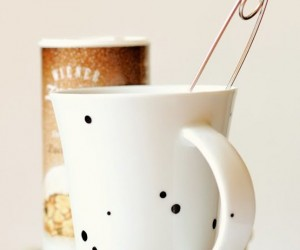 Gorgeous DIY Painted Teacup and Mug Designs