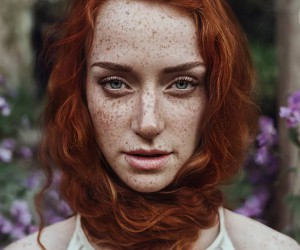 Gorgeous Female Portrait Photography by Olga Gridina