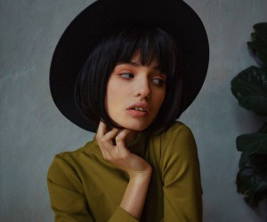 Gorgeous Female Portrait Photography by Vitalik Denys