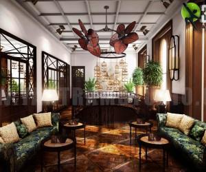 Gorgeous Modern 3D Apartment Walkthrough Animation Design View