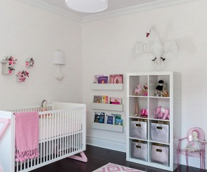 Gorgeous Pink Nursery Ideas Perfect for Your Baby Girl