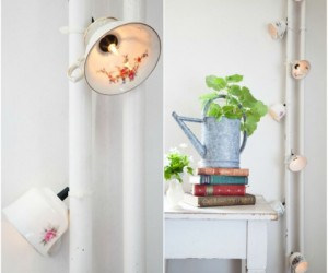 Gorgeous Ways To Upcycle Old Tea Cups