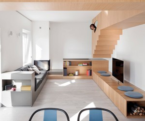 Gosplan Renovates This House In Genoa