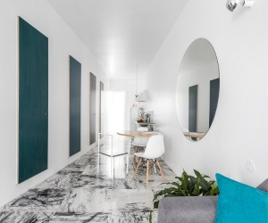 Graa Apartment by Fala Atelier, Lisbon