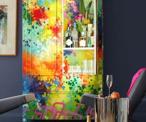 Graffiti Furniture to Rock Your Home
