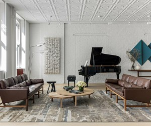 Grand Street Loft in New Yorks Famed SoHo District