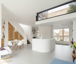 Gransden Avenue by Scenario Architecture