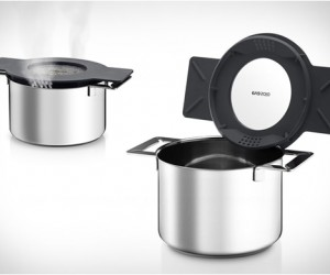 Gravity Cooking Pot
