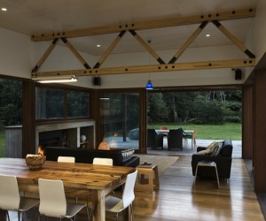 Great Barrier Island House