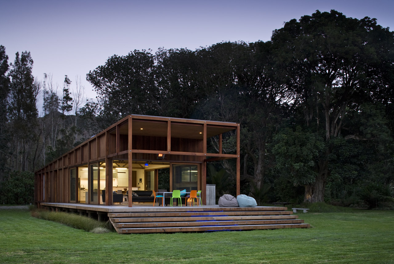 Green Project The Great Barrier House