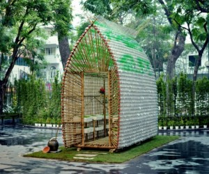 Green Vegetable Nursery House