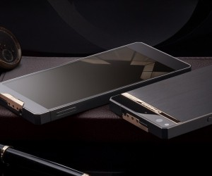 Gresso Launches New Luxury Android Smartphone