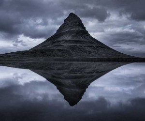 Grey Matters: Incredible and Mystical Nature Landscapes by Tom Jacobi