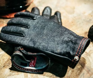 Grifter Selvedge Denim Ranger Gloves